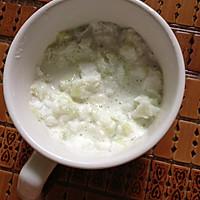 冰激凌失败后的牛奶沙冰
