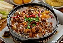 萝卜牛腩牛杂煲|驱寒暖身的做法