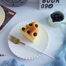 蓝莓酸奶蛋糕#做道好菜,自我宠爱!#
