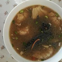 猴头菇炖乌鸡汤#金龙鱼外婆乡小榨菜籽油  我要上春碗#