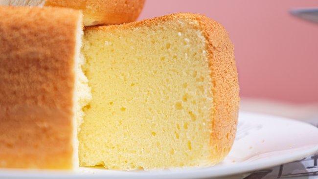 懒人版蛋糕---只需三步就能做出松软的蛋糕的做法