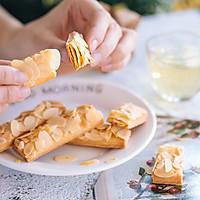 杏仁千层酥—不用包裹黄油的酥皮,更简单!