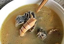 墨鱼乌鸡汤的做法