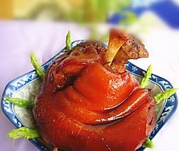 上海年夜饭必备---本帮焖蹄的做法