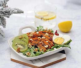 烤南瓜蔬果沙拉#520,美食撩动TA的心#的做法