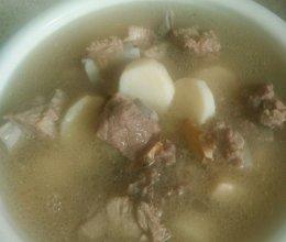 山药排骨汤(高压锅版)的做法