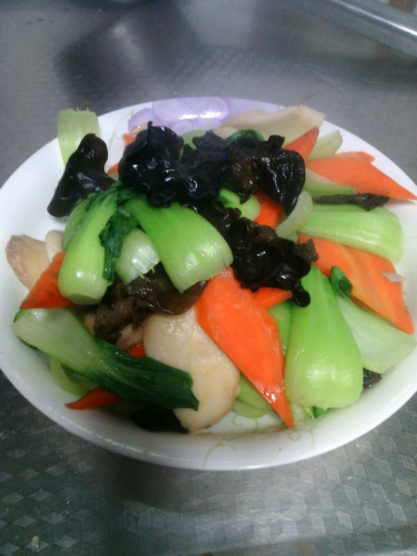 年夜饭必备——炒青菜的做法