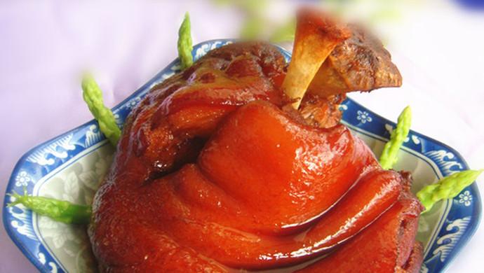 上海年夜饭必备---本帮焖蹄