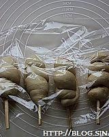 鸡腿面包的做法图解7