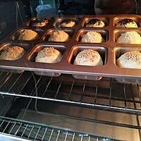 迷你豆沙面包的做法图解15