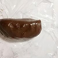 #晒出你的团圆大餐#自制.巧克力月饼的做法图解10