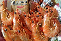 多味基围虾#丘比沙拉汁#的做法