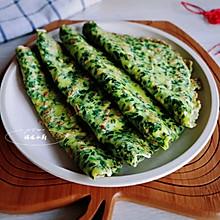 #餐桌上的春日限定#韭菜鸡蛋饼