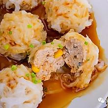 萝卜鲜肉饼 宝宝辅食食谱