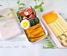 #monbento为减脂季撑腰#10分钟快乐减脂餐的做法