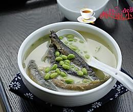 青豆泥鳅汤的做法