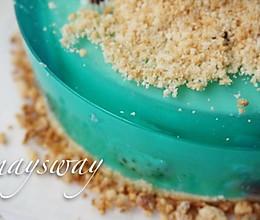 蛋糕覆盖式果冻外层的做法