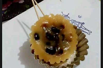 香港怀旧小吃之【钵仔糕】