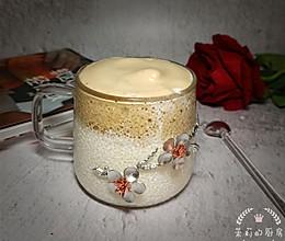 #换着花样吃早餐#小白也能做超级好吃的泡沫咖啡的做法
