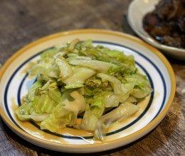 素炒大头菜的做法