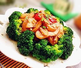 耗油杏鲍菇-----素食也可以这么精美的做法