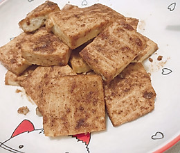 万能烧烤酱之老豆腐的做法