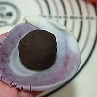 蛋黄豆沙酥皮月饼#手作月饼#的做法图解24