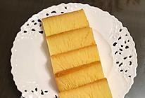 椰香黄金糕(无油低糖健康简单快捷版)的做法
