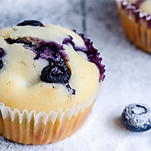 蓝莓酸奶马芬