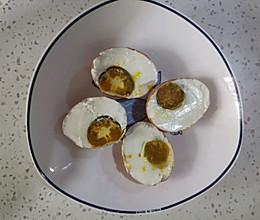 咸鸡蛋的做法
