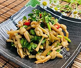 年菜&凉拌忘忧金针菜(黄花菜) 纯净素食的做法