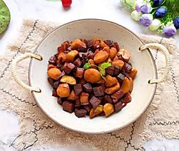 #下饭红烧菜#板栗红烧肉的做法