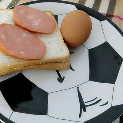 之十分钟搞定美味早餐#利仁电饼铛试用#的做法 步骤1