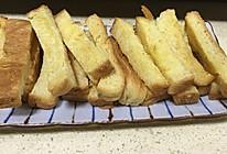 烤吐司条的做法