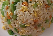 海胆炒饭的做法