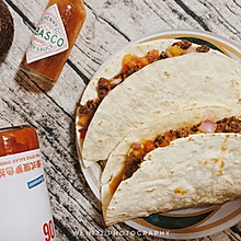 墨西哥卷饼|Taco Tueeeeeesday!!