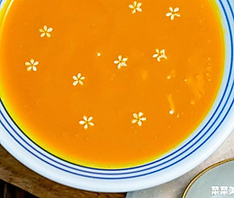 藕粉南瓜粥|暖乎甜蜜的做法