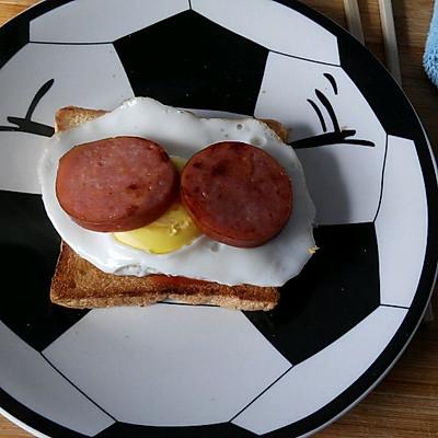 之十分钟搞定美味早餐#利仁电饼铛试用#的做法 步骤6