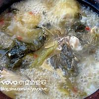 酸菜鱼 超好吃家庭版做法的做法图解5