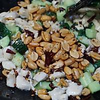 麻辣鸡丁#金龙鱼外婆乡小榨菜籽油 外婆的时光机#的做法图解6