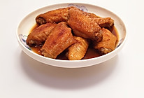 红烧酒酿鸡翅的做法