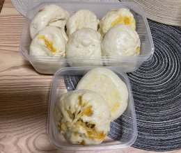 土豆丝陷(豆腐馅)包子的做法