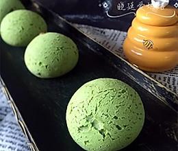 抹茶蜜豆麻薯的做法