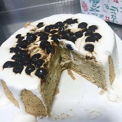 爆红·珍珠奶茶爆浆蛋糕