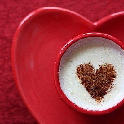 心形咖啡拉花