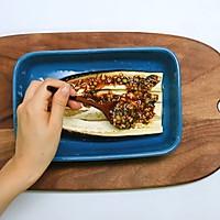 微波炉烤茄子-迷迭香的做法图解4