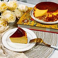 #换着花样吃早餐#❤️超人气网红甜品❤️巴斯克芝士蛋糕的做法图解21