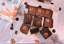 美式巧克力布朗尼蛋糕的做法