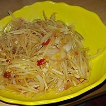 洋葱土豆丝