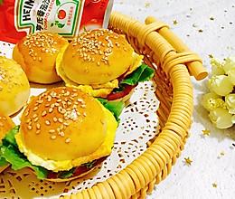 亲民版DIY迷你汉堡~的做法